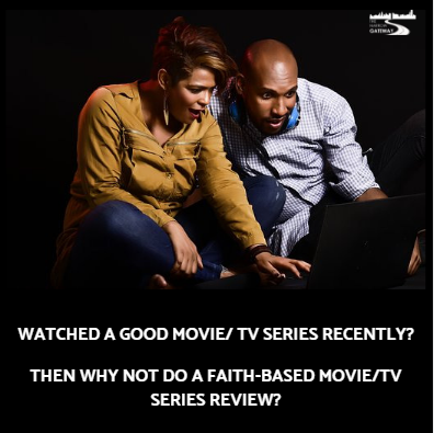 Wanna do a movie or TV series review?