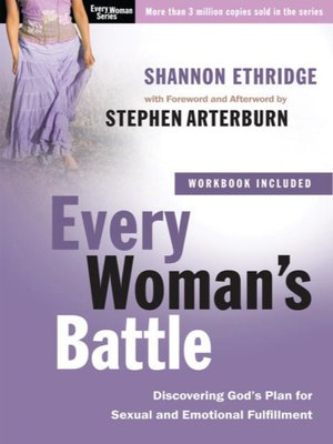 Every Woman's Battle by Shannon Ethridge