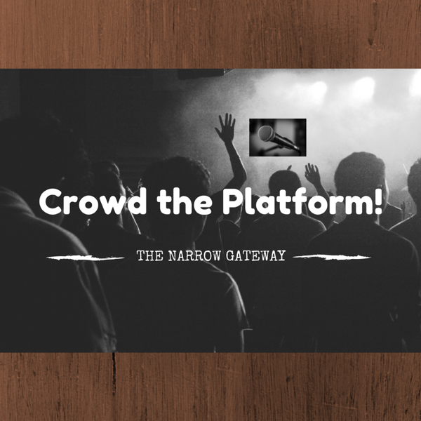 Want to Crowd-the-Platform?