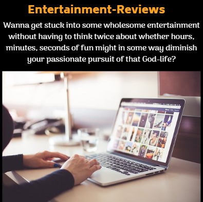 Why do we do Entertainment Reviews? Why do we want YOU to be in on it?