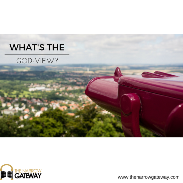 What's the God-View on sticky-tricky tough spots and how can YOU seek, find and #crowdtheplatform to share it?