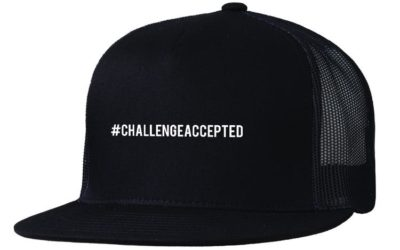 """AND JESUS POSTED, """"#CHALLENGEACCEPTED"""""""